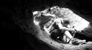 Filming in DRC artisanal mines